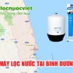 Máy lọc nước tại Bình Dương – Cung cấp máy lọc nước tỉnh Bình Dương