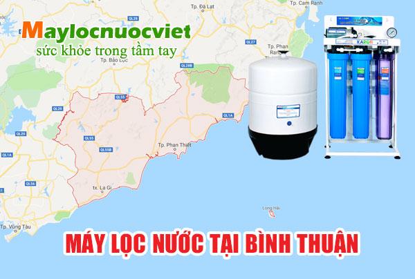 Máy lọc nước tại Bình Thuận - Tổng Đại Lý Máy Lọc Nước Nano Geyser Tại Bình Thuận
