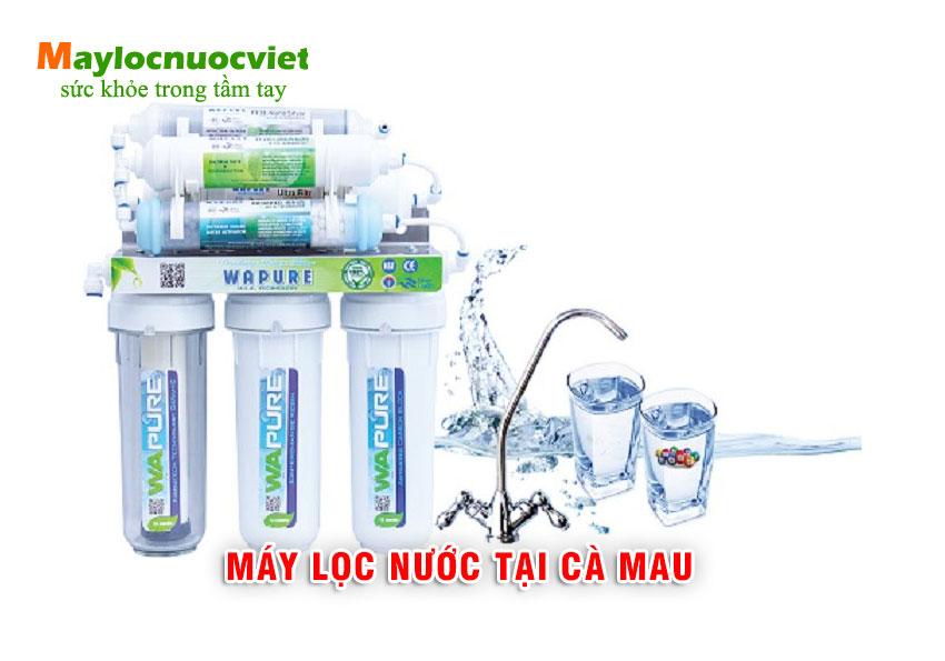 Máy lọc nước tại Cà Mau