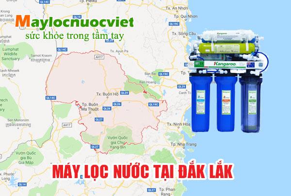 Máy lọc nước tại Đắk Lắk