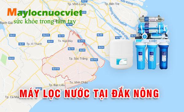 Phân phối máy lọc nước tại Đắk Nông Uy Tín Chất Lượng