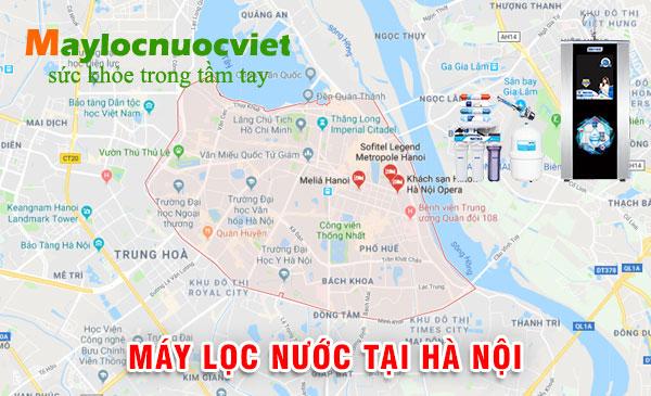Máy lọc nước tại Hà Nội - Máy lọc nước giá rẻ tại Hà Nội