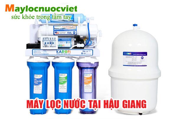 Máy lọc nước tại Hậu Giang - Máy lọc nước Hậu Giang