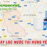 Máy lọc nước tại Hưng Yên – Máy lọc nước kangaroo Hưng Yên