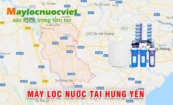 Máy lọc nước tại Hưng Yên - Máy lọc nước kangaroo Hưng Yên