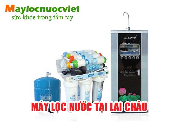 Máy lọc nước tại Lai Châu - Máy lọc nước selecto Lai Châu