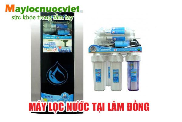 Máy lọc nước tại Lâm Đồng - Máy lọc nước karofi Lâm Đồng