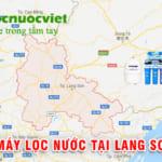 Máy lọc nước tại Lạng Sơn – Máy lọc nước nano Lạng Sơn