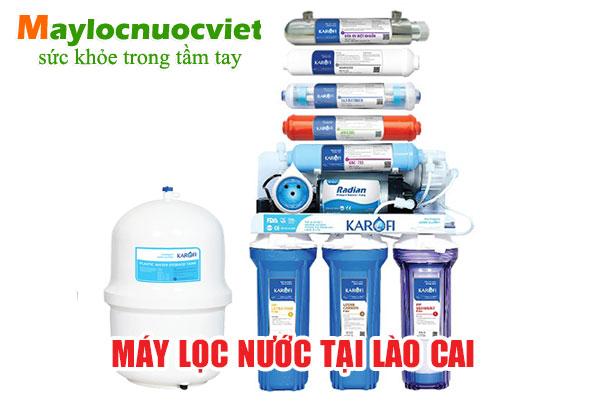 Máy lọc nước tại Lào Cai - Bán máy lọc nước tại Lào Cai