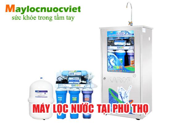 Máy lọc nước tại Phú Thọ - Máy lọc nước nanosky cầu giấy Phú Thọ