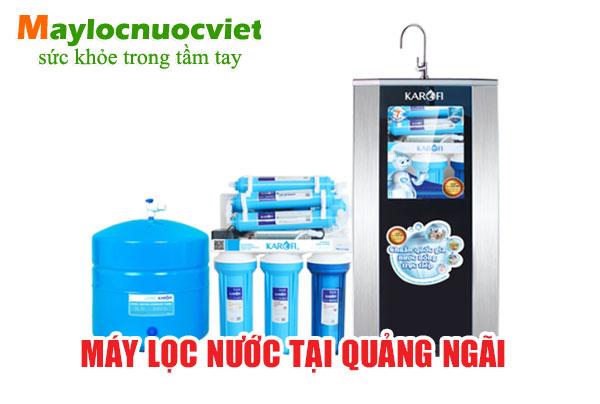 Máy lọc nước tại Quảng Ngãi - Địa chỉ mua máy lọc nước ở Quảng Ngãi