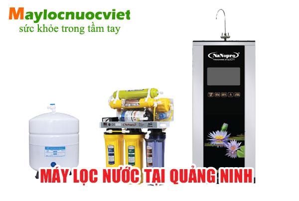 Máy lọc nước tại Quảng Ninh - Máy lọc nước nanopro tại Quảng Ninh