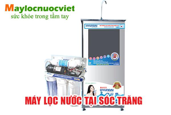Máy lọc nước tại Sóc Trăng - Máy lọc nước gia đình tại Sóc Trăng
