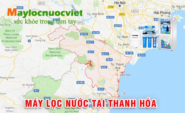 Máy lọc nước tại Thanh Hóa - Đại lý máy lọc nước karofi tại Thanh Hóa