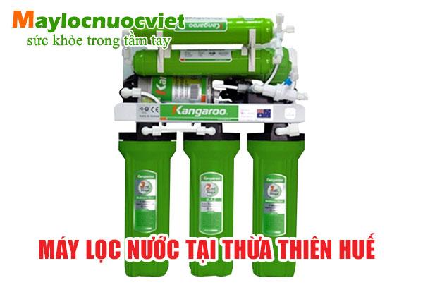 Máy lọc nước tại Thừa Thiên Huế - Đại lý máy lọc nước nano tại Thừa Thiên Huế