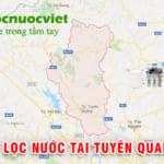 Máy lọc nước tại Tuyên Quang – Mua máy lọc nước nano tại Tuyên Quang