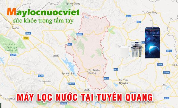 Máy lọc nước tại Tuyên Quang - Mua máy lọc nước nano tại Tuyên Quang