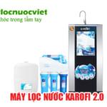 Máy lọc nước karofi 2.0 – Máy lọc nước thông minh Karofi Hà Nội