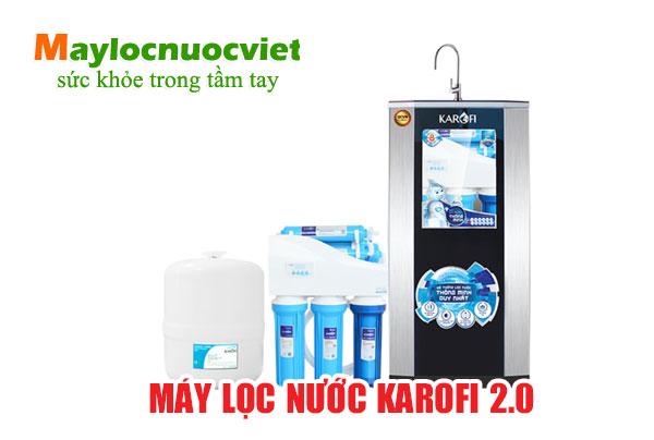 Máy lọc nước karofi 2.0