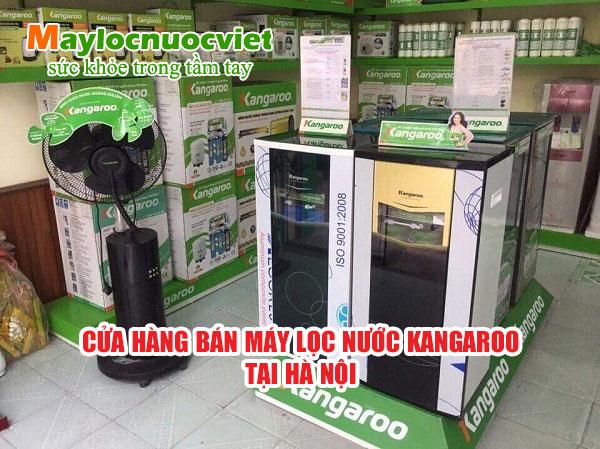Cửa hàng bán Máy lọc nước Kangaroo Uy Tín tại Hà Nội