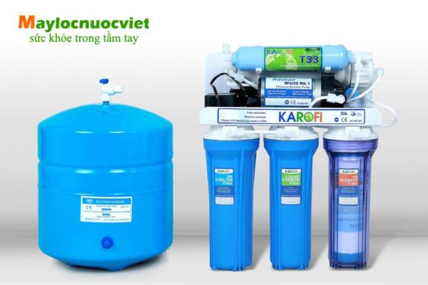 Máy lọc nước giá rẻ - Mua máy lọc nước Karofi tốt ở đâu?