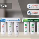 Đánh giá về máy lọc nước nano geyser chính hãng!