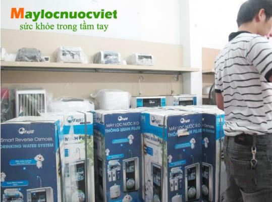 Đại lý máy lọc nước RO Fujie tại Hà Nội & HCM