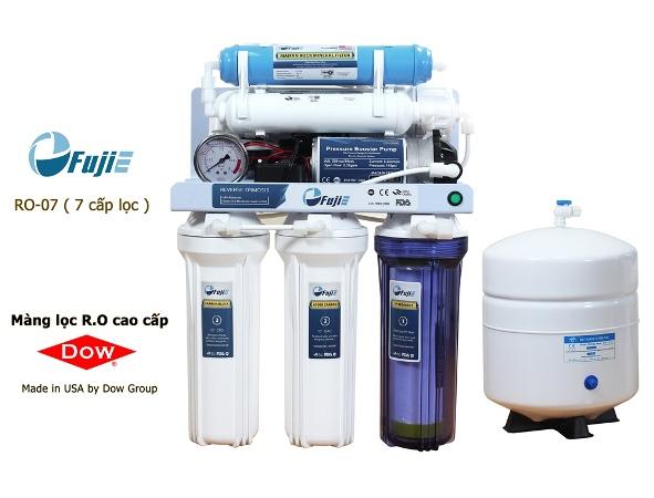 máy máy lọc nướcRO Fujie 7 cấp