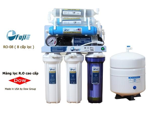 máy máy lọc nướcRO Fujie 8 cấp