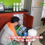 Sửa chữa máy lọc nước tại Hà Nội | Uy Tín – Giá Rẻ