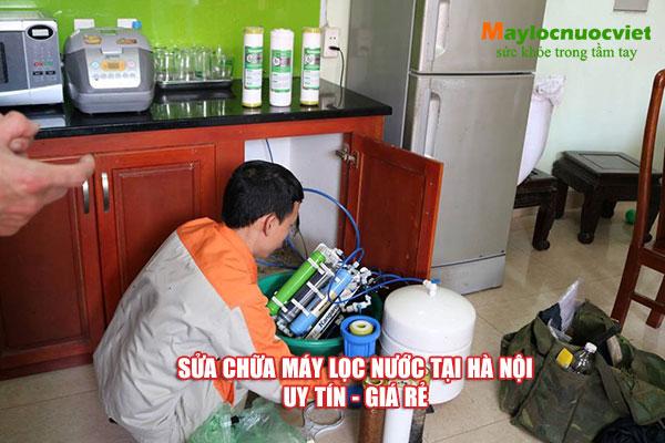 Sửa chữa máy lọc nước tại Hà Nội | Uy Tín - Giá Rẻ