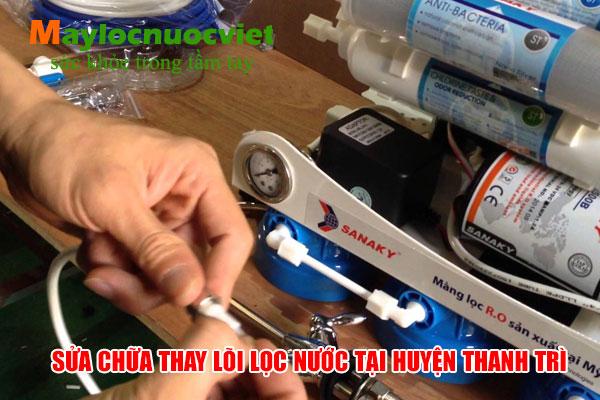 Sửa máy lọc nước tạiHuyện Thanh Trì