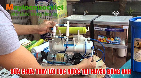Sửa máy lọc nước tạiHuyện Đông Anh Uy Tín Giá Rẻ