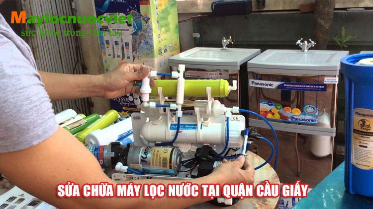 Sửa máy lọc nước tạiQuận Cầu Giấy
