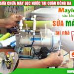 Sửa chữa máy lọc nước tại Quận Đống Đa