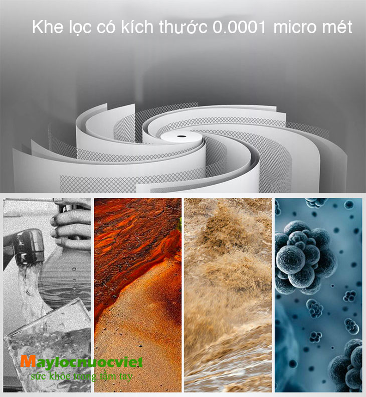 Máy lọc nước ro của máy lọc nước