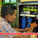 Sửa máy lọc nước ở Huyện Thường tín, Hà nội