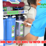 Sửa máy lọc nước tại nhà nhanh chóng, Uy tín, Giá rẻ tại Huyện Quốc Oai