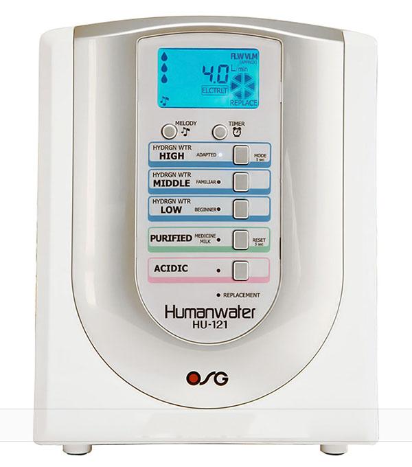 Máy lọc nước giá rẻ điện giải OSG Human Water