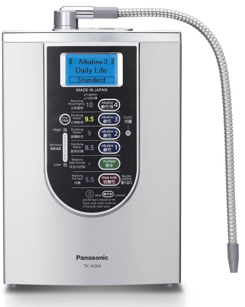 Máy lọc nước ion kiềm Panasonic của Nhật Bản