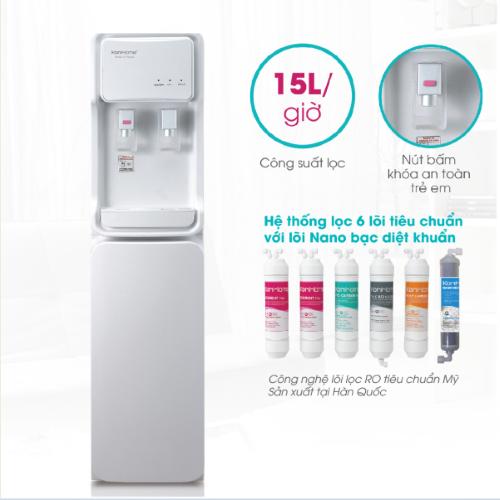 Korihome là dòng máy lọc nước cao cấp nhập khẩu từ Hàn Quốc
