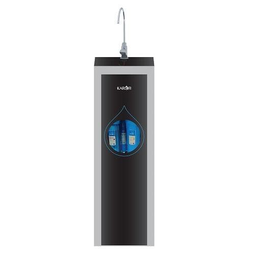 Máy lọc nước tiêu chuẩn tủ đứng N-e117 gồm 7 cấp lõi lọc