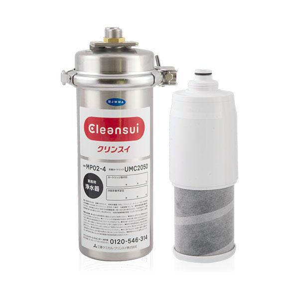 Thiết bị lọc nước thương mại Cleansui MP02-4
