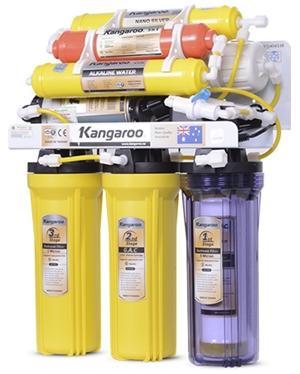 Máy lọc nước Kangaroo 7 lõi KG107
