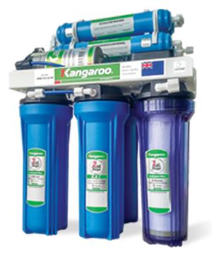 Máy lọc nước Kangaroo OMEGA+ KG01G4-KV