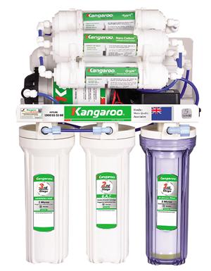 Máy lọc nước Kangaroo Hydrogen 9 lõi KG100HQ