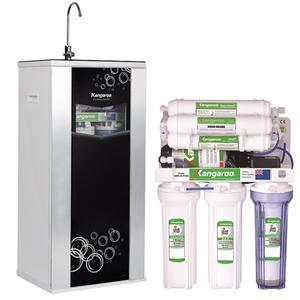 Máy lọc nước Kangaroo Hydrogen KG100HA 9 lõi lọc