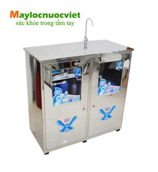 Tủ inox máy bán công nghiệp karofi