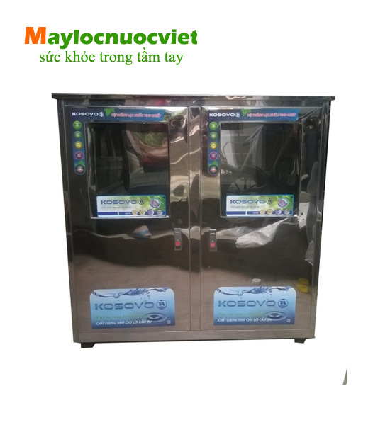Tủ inox máy bán công nghiệp Kosovota