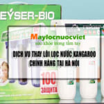[TOP] 5 máy lọc nước Geyser bán chạy nhất hiện nay!